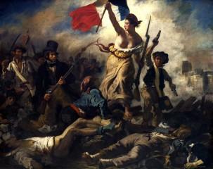Свобода на баррикадах / Французская революция / Экскурсия по Парижу с историком