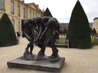 Музей Родена с гидом / Экскурсии по Парижу / Гид в Париже