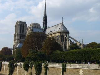 Нотр-Дам / Собор парижской богоматери / Гид в Париже
