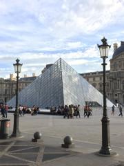 Лувр с гидом / Экскурсия в Лувр