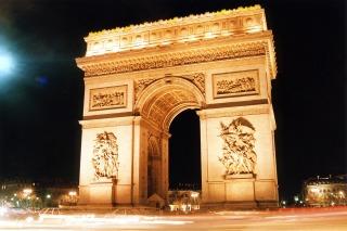 Триумфальная арка / Гид в Париже / Экскурсии по Парижу