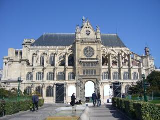 Берега Сены / Правый берег Сены / Дворцы Парижа / Экскурсии по Парижу