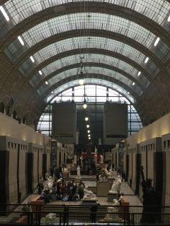 Музей Орсэ / Французская живопись  / Импрессионисты / Музей Орсэ с гидом