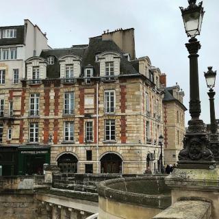 Париж романов Дюма и Дрюона