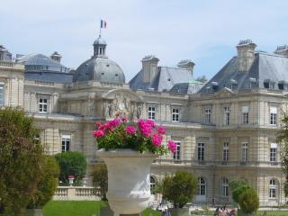Люксембургский дворец / Латинский квартал / Гид в Париже
