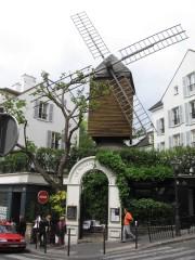 Монмартр. Экскурсии по Парижу с гидом.